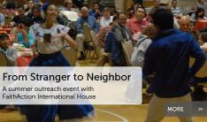 From Stranger to Neighbor