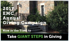 2017 EMC/Annual Giving Campaign - Giant Steps