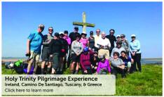 Holy Trinity Pilgrimage Experience