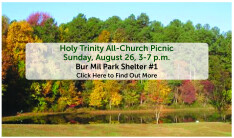 Holy Trinity All-Church picnic