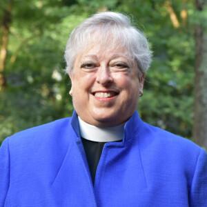 The Rev. Canon Patricia Grace