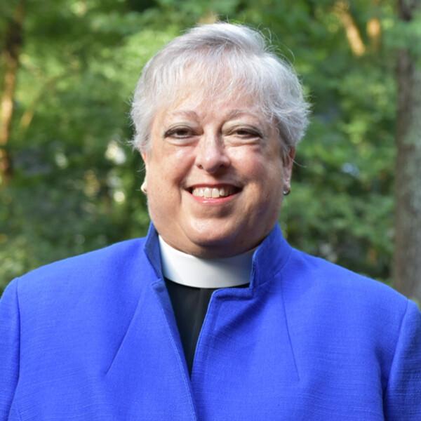 The Rev. Canon Patricia Grace portrait
