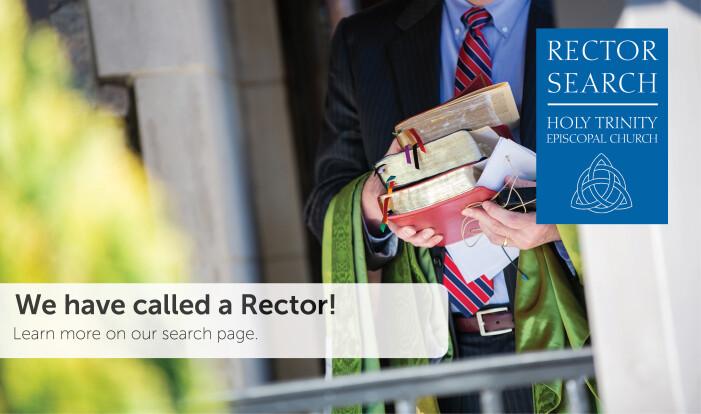 2020 rotator rector search