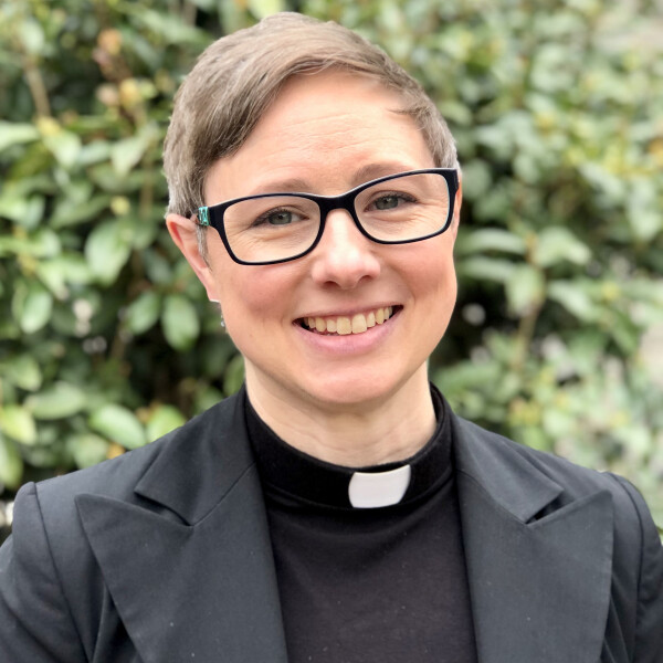 The Rev. Sarah Carver portrait