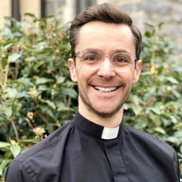 The Rev. Nathan Finnin portrait