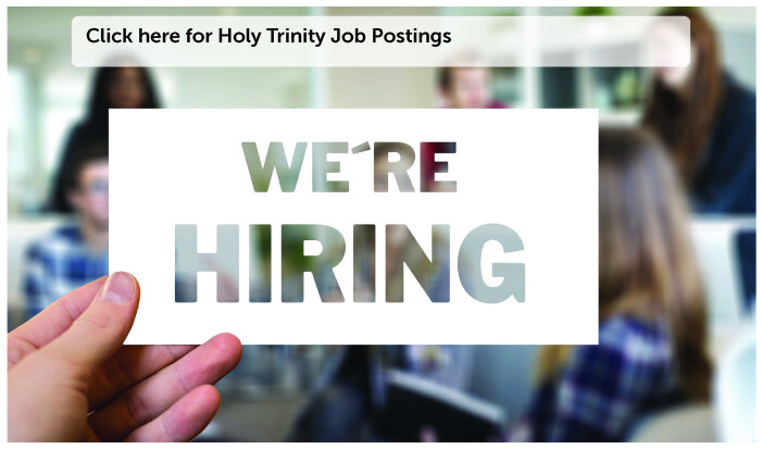 Holy Trinity Job Postings