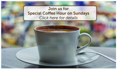 Special Coffee Hour